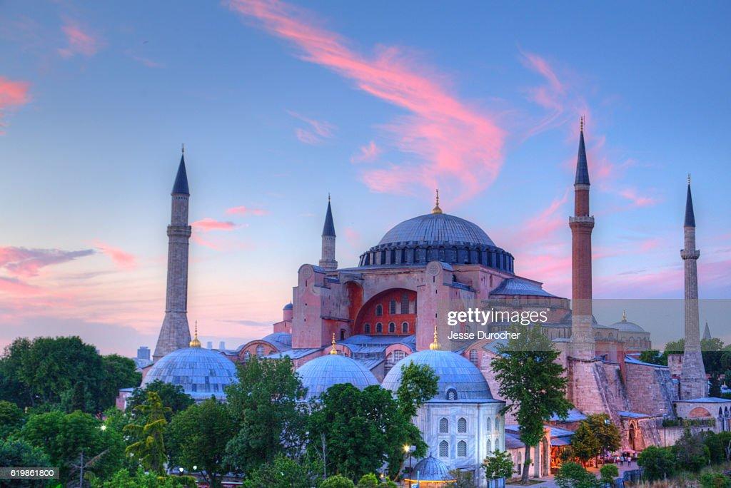 Hagia Sophia : Foto de stock