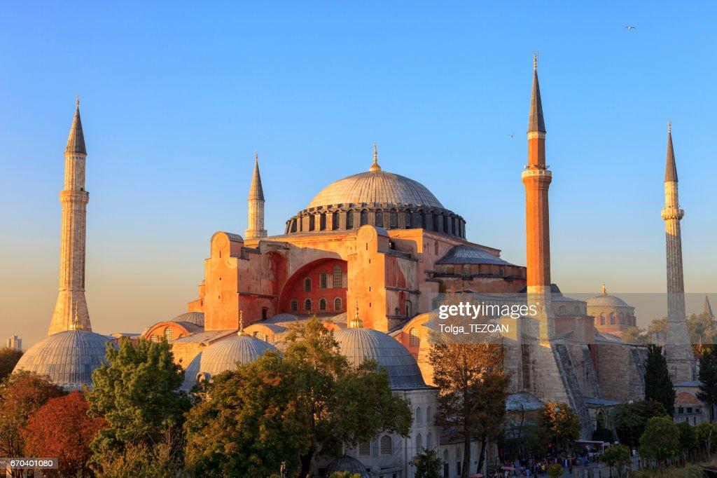 Museo de Hagia Sophia : Foto de stock