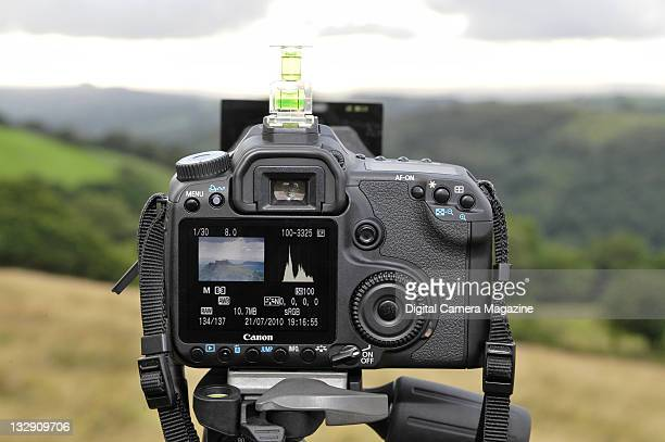 Hahnel brand shutter release camera with a spirit level Trap July 21 2010