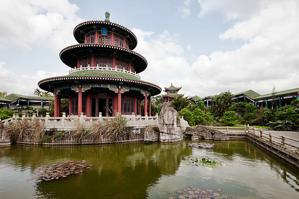 Hai Rui Tomb, Haikou, China
