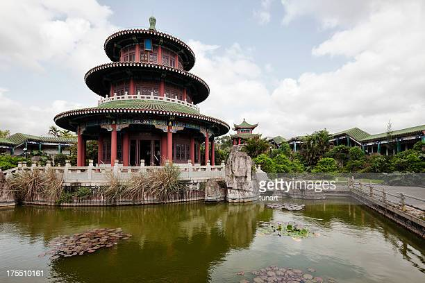 hai rui tomb, haikou, china - haikou stock pictures, royalty-free photos & images