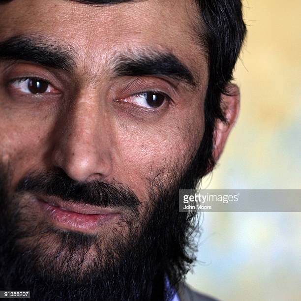 Haidar age 30 awaits execution while inside the PuleCharkhi prison October 16 2008 near Kabul Haidar from the province of Badakshan was sentenced to...