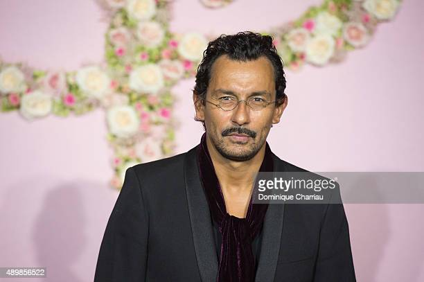 Haider Ackermann attends the Ballet National de Paris Opening Season Gala at Opera Garnier on September 24 2015 in Paris France