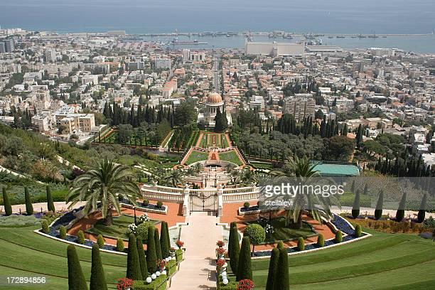 Haifa – Bahai-GÄRTEN