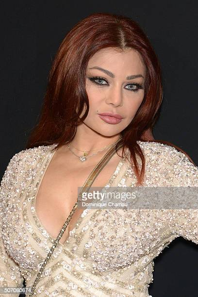 Haifa Wehbe Stock Photos and Pictures