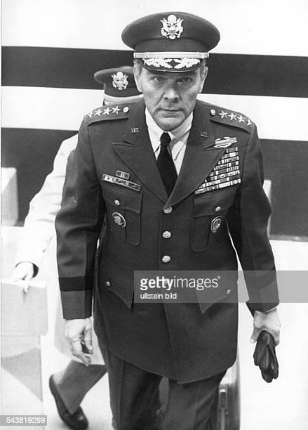 Haig Alexander *Offizier USANATOOberbefehlshaberAussenminister 19811989Portrait 1978