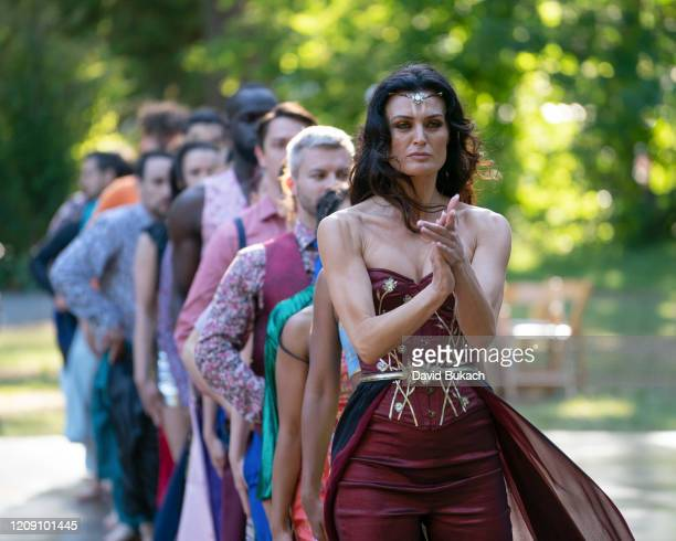 SALEM Hail Beltane The base celebrates the rituals of Beltane where Tally and Gerit's connection grows and Abigail finds strength in competition...