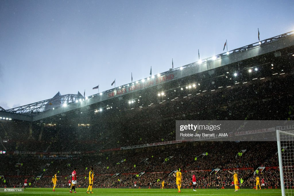 Manchester United v Brighton and Hove Albion - Premier League : News Photo