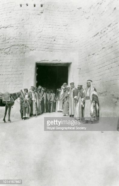 Ha'il Saudi Arabia 1913