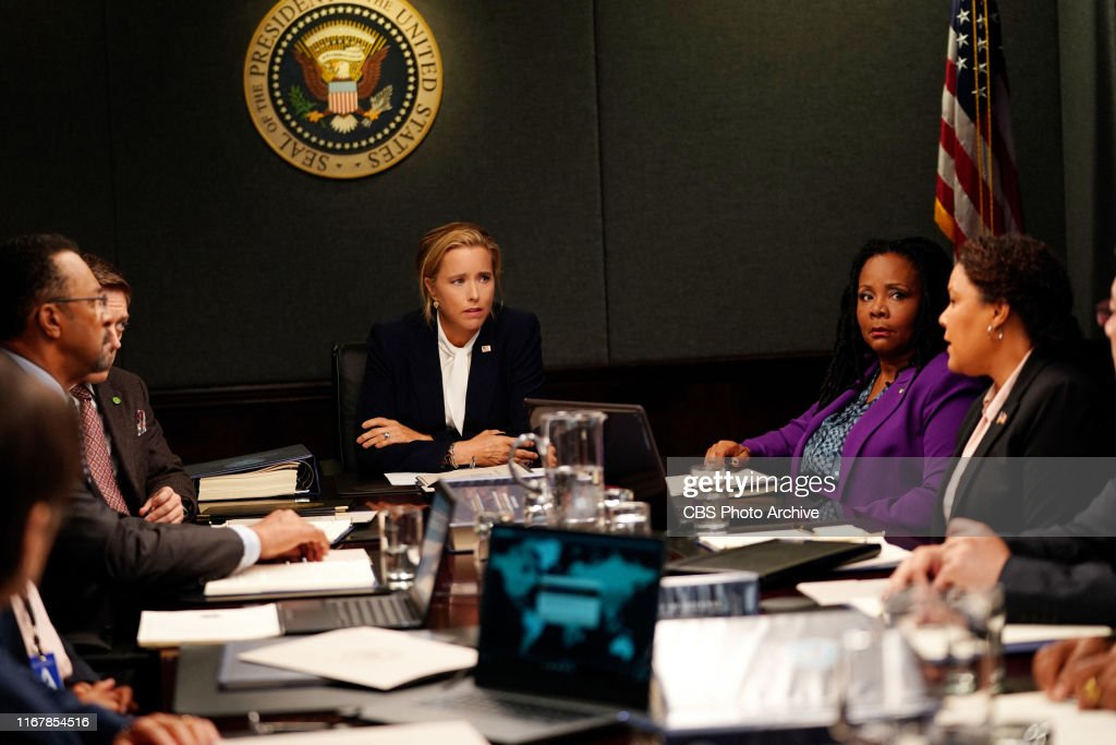 Madam Secretary : News Photo