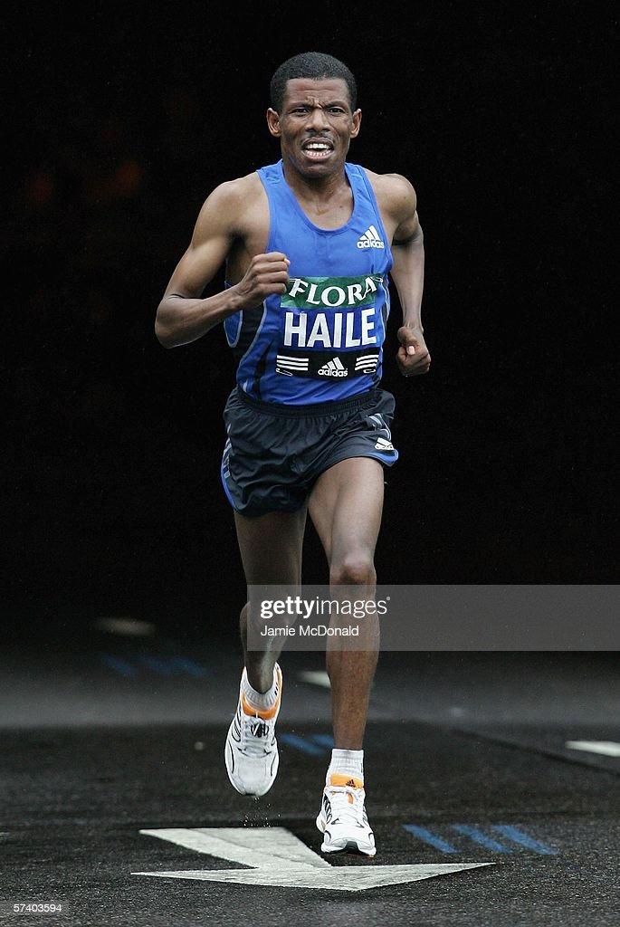 In Focus:  Haile Gebrselassie