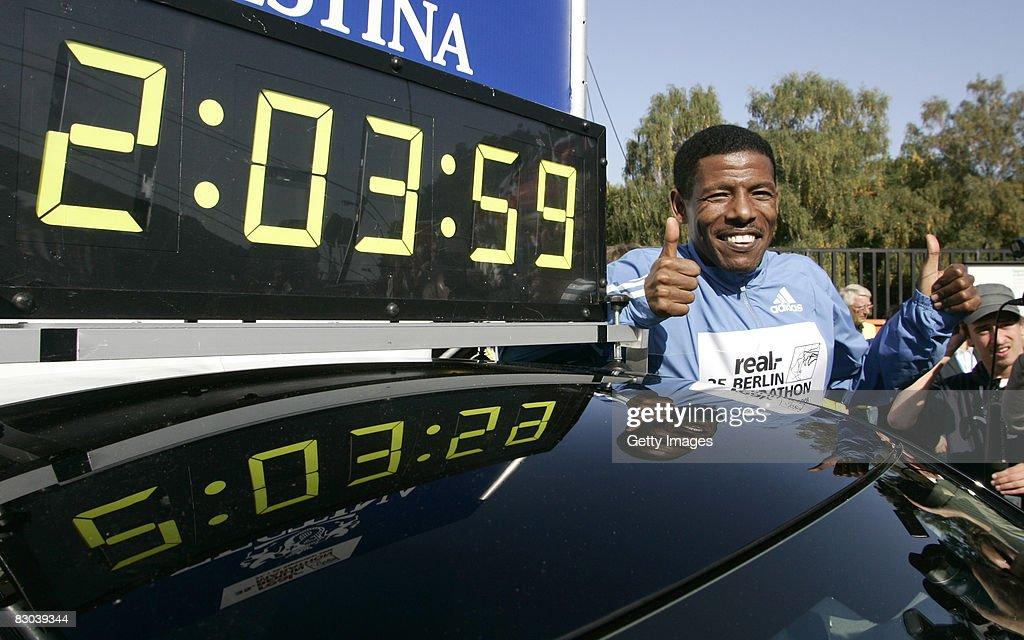 Berlin Marathon 2008 : News Photo
