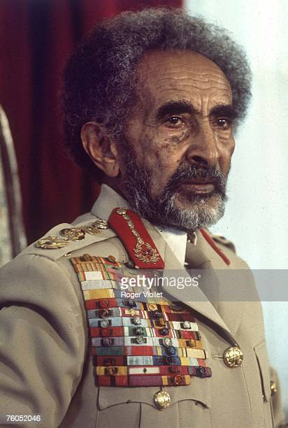 Haile Selassie Emperor of Ethiopia from 1930 to 1974