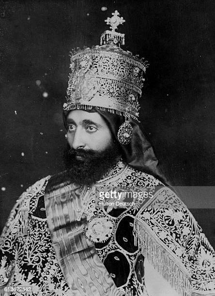 Haile Selassie I the last emperor of Ethiopia He effected a number of reforms during his reign including the abolition of slavery and a revision of...