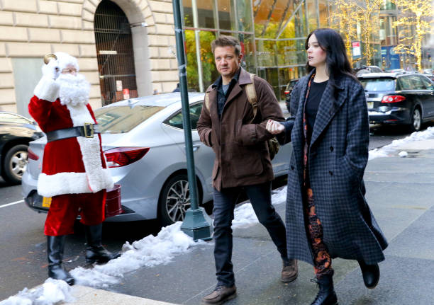 NY: Celebrity Sightings In New York City - December 06, 2020