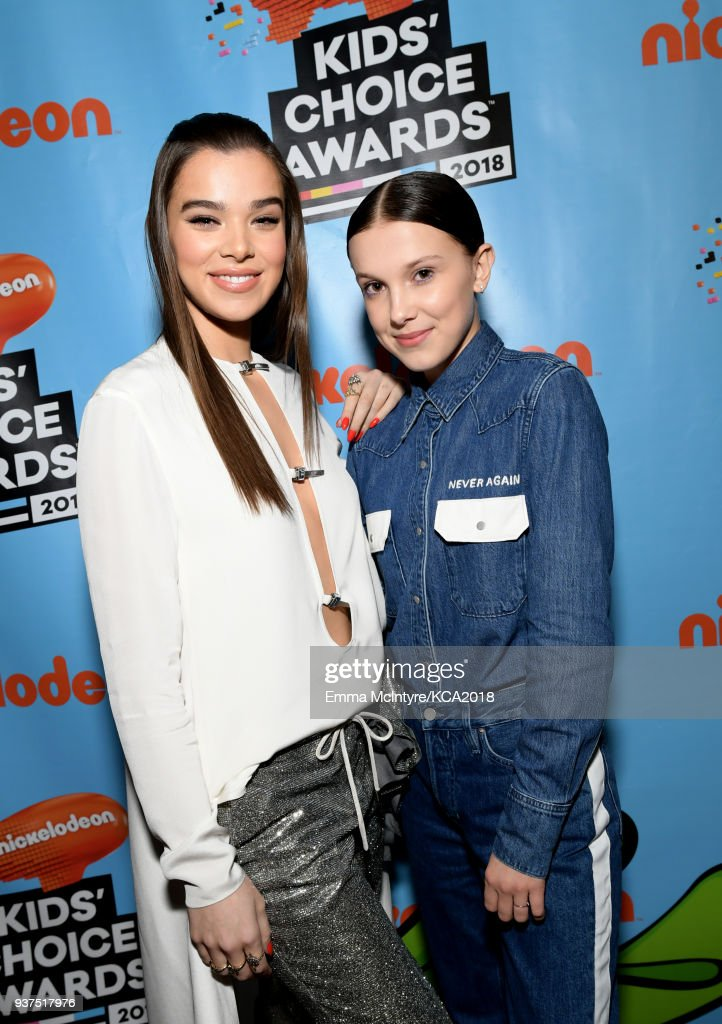 Nickelodeon's 2018 Kids' Choice Awards - Backstage