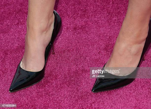 Hailee Steinfeld attends the 'Barely Lethal' Los Angeles Special Screnning on May 27 2015 in Hollywood California