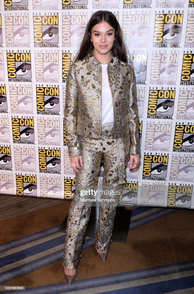 'Bumblebee' Red Carpet at Comic-Con International 2018