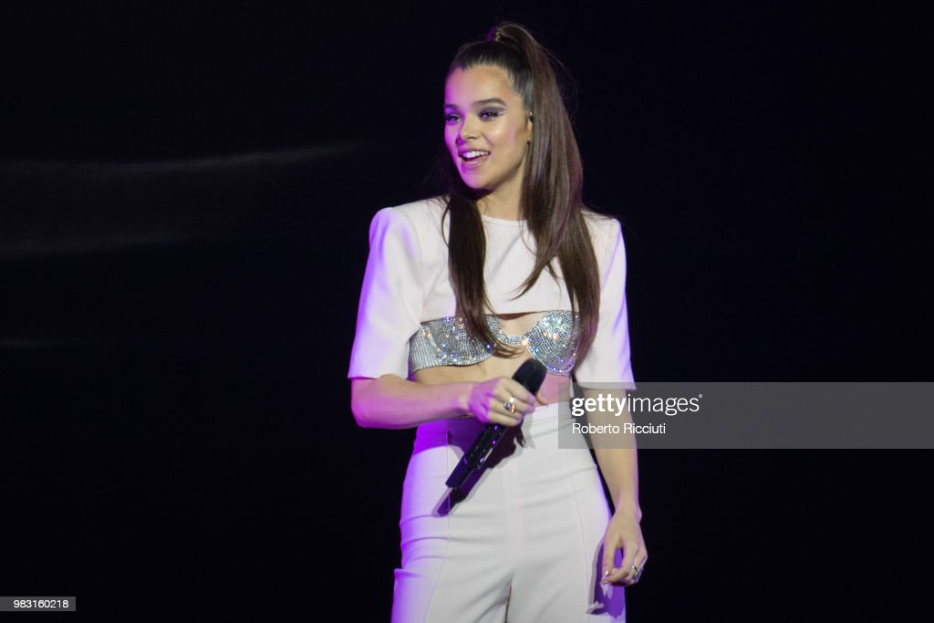 Katy Perry Performs At The SSE Hydro, Glasgow : News Photo