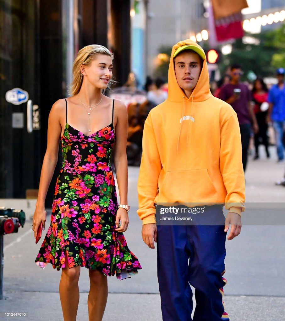 Celebrity Sightings in New York City - August 6, 2018