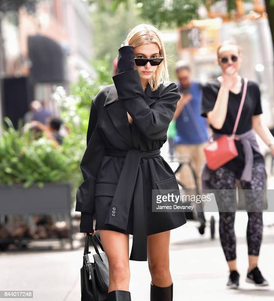5ffc6eaa5eb9 Hailey Baldwin seen on the streets of Manhattan on September 7 2017 in New  York City