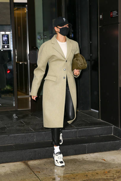 NY: Celebrity Sightings In New York City - November 30, 2020