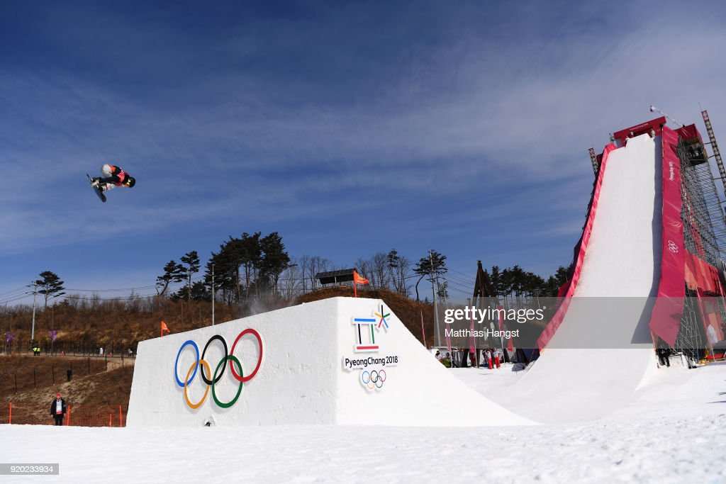 Snowboard - Winter Olympics Day 10 : News Photo
