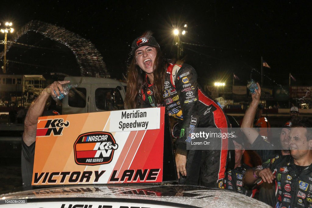 NASCAR K&N Pro Series West NAPA Auto Parts Idaho 208 : News Photo