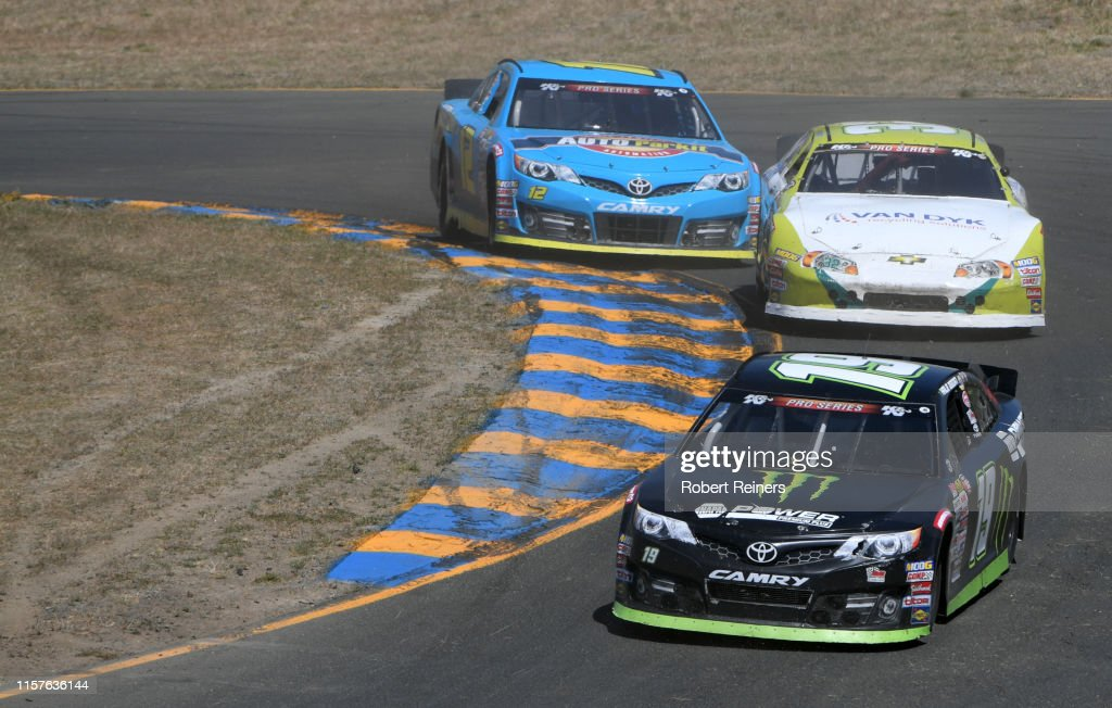 K&N Pro Series West Procore 200 : News Photo