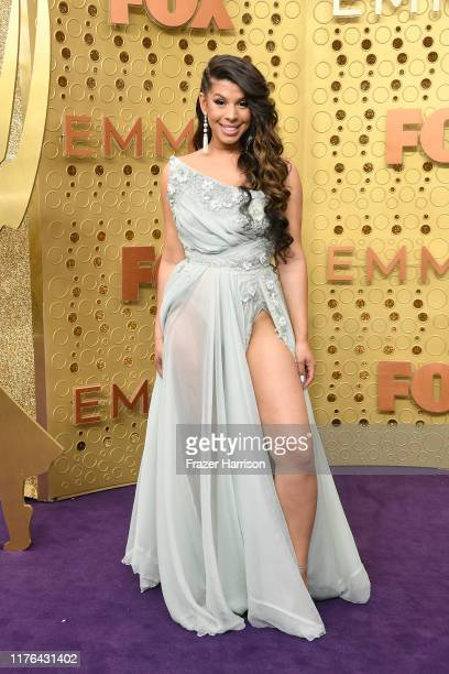Hailie Sahar attends the 71st Emmy Awards at Microsoft Theater on September 22 2019 in Los Angeles California