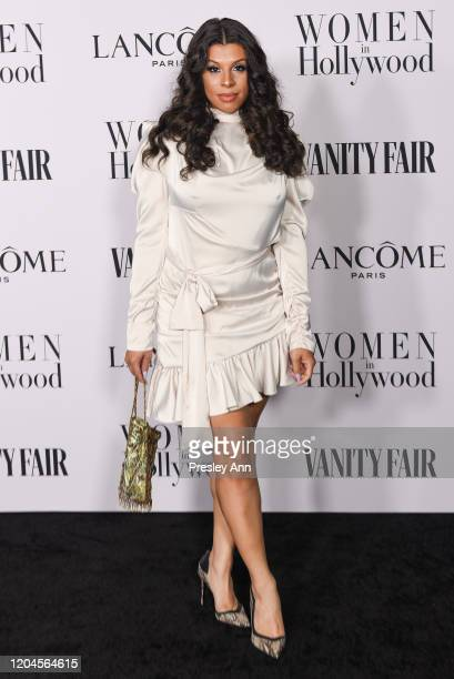 Hailie Sahar attends the Vanity Fair and Lancôme Women in Hollywood celebration at Soho House on February 06 2020 in West Hollywood California