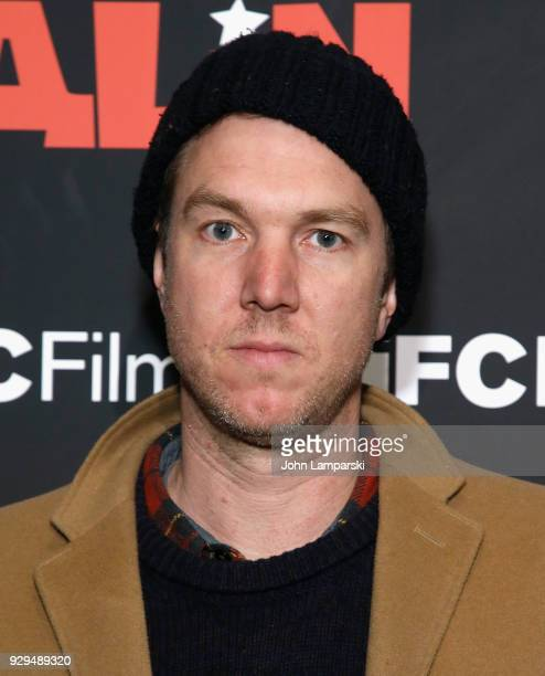 Hailton Leithauser attends 'The Death Of Stalin' New York premiere at AMC Lincoln Square Theater on March 8 2018 in New York City