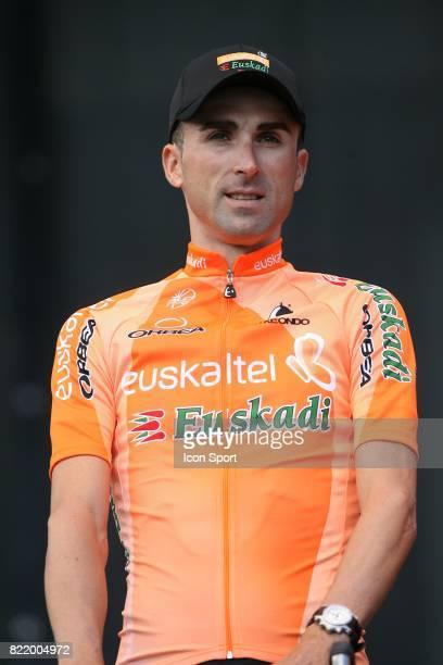 Haimar ZUBELDIA Presentation des coureurs du Tour de France