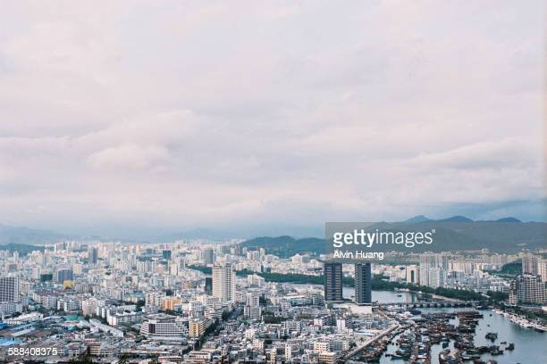 Hainan Cityscape