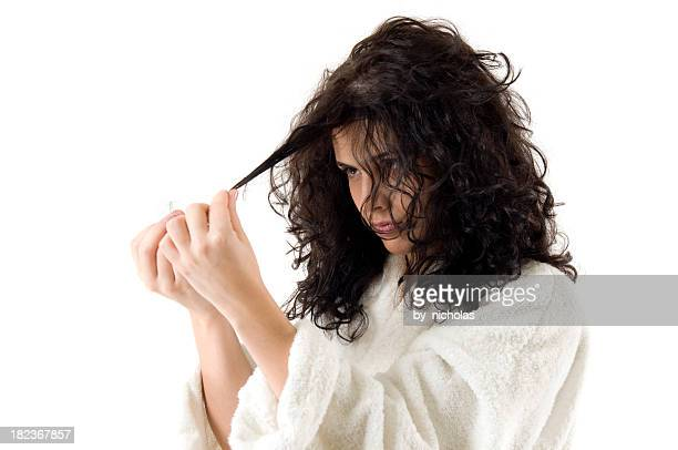 hair care series - losing virginity stock pictures, royalty-free photos & images