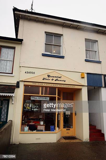 A hair dressers now occupies the site of a former tea room that local media report was run by Peter Tobin in 1988 on November 20 2007 in Portslade...