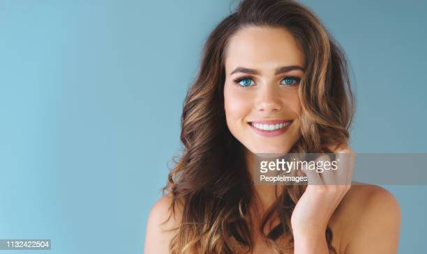 hair so silky, you'll never wanna let go - smooth stock pictures, royalty-free photos & images