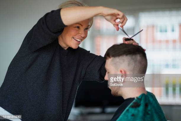 haircut - skill stock pictures, royalty-free photos & images