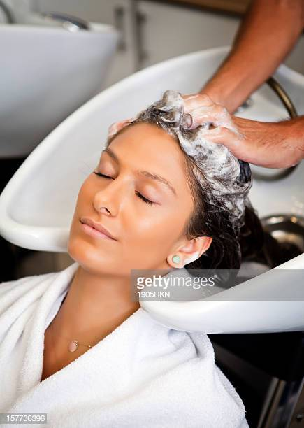hairdresser and beauty treatment