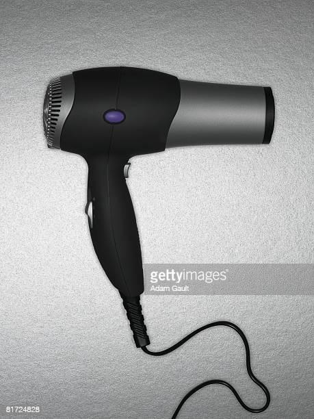 A hairdryer