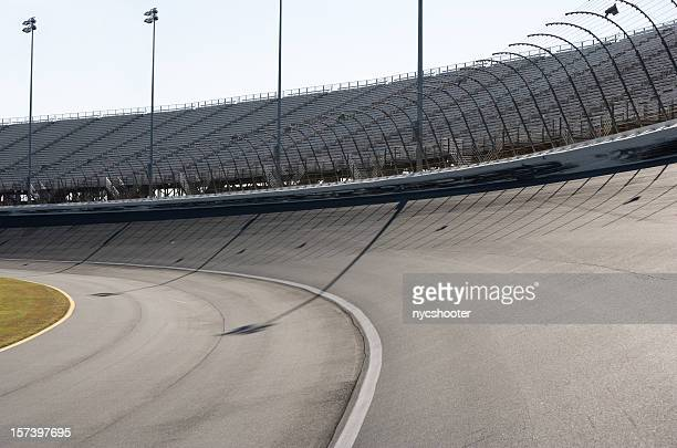 hairpin turn - nascar stock pictures, royalty-free photos & images