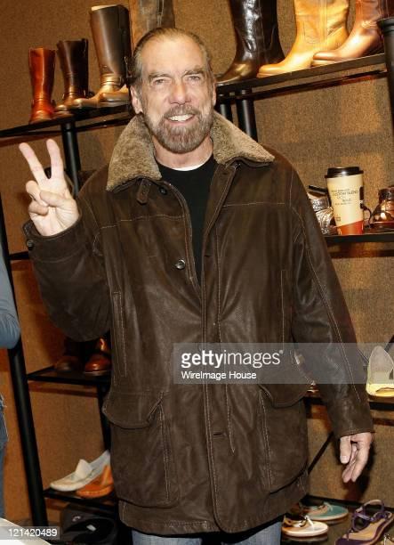 Hairstylist John Paul DeJoria at Hard Rock's Rehab at House of Hype on January 19, 2008 in Park City, Utah.