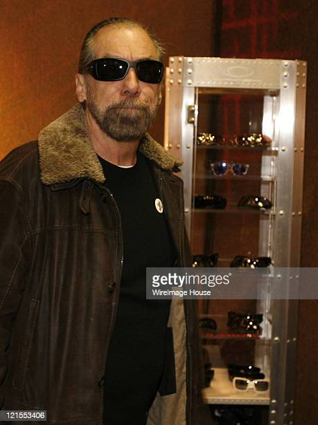 Hairstylist John Paul DeJoria at Hard Rock's Rehab at House of Hype on January 19 2008 in Park City Utah