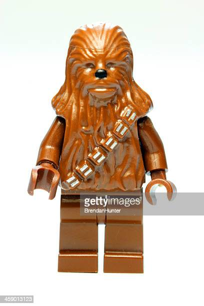 hairy lego - chewbacca stock pictures, royalty-free photos & images