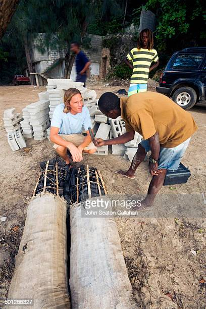 CONTENT] Haiti CapHaïtien bags of charcoal for sale
