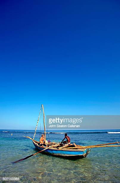 CONTENT] Haiti Nord local fishing boat on the north coast