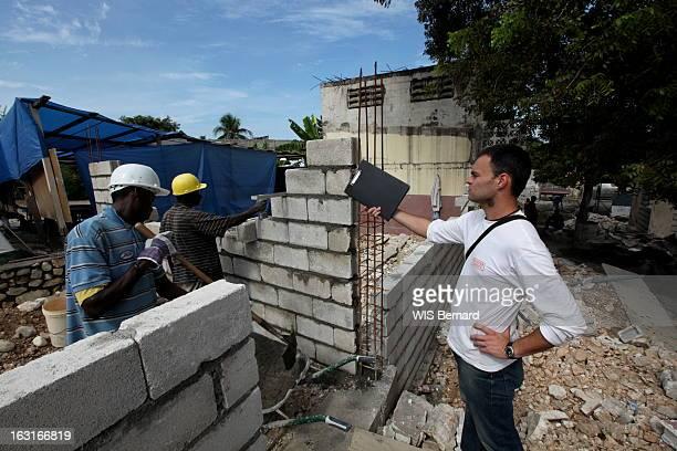 The School Carius Lherisson In PortAuPrince Il y a un an PortauPrince était dévasté par un tremblement de terre L'école CariusLhérisson a été très...
