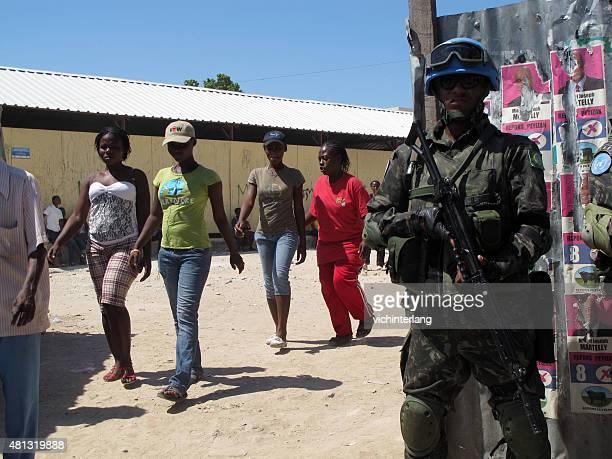 Haiti Presidential Run-off Election, March 20, 2011