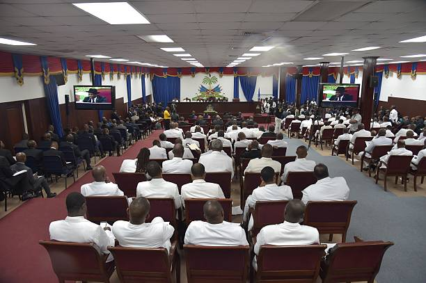 Image result for Haitian Parliament 2017