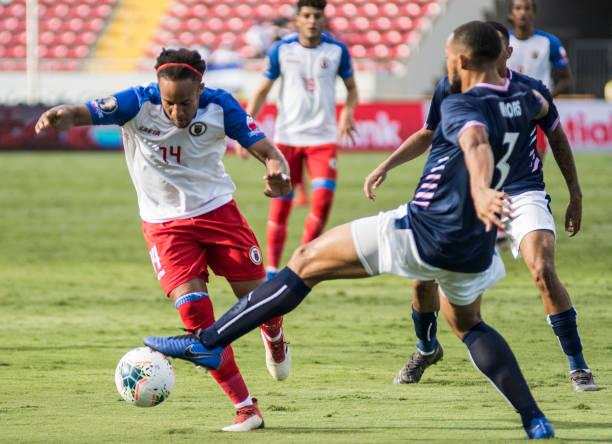 CRI: Haiti v Bermuda: Group B - 2019 CONCACAF Gold Cup
